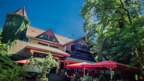 Restaurant Waldfrieden Insel Rott Speisekarte